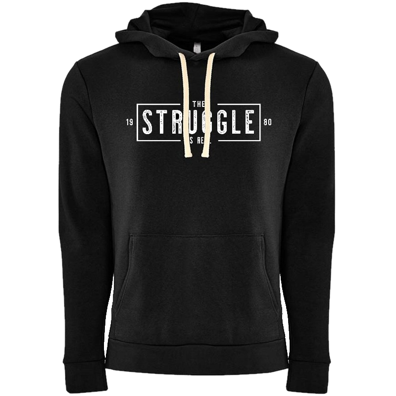 Struggle Jennings The Struggle Is Real Pullover Hoodie