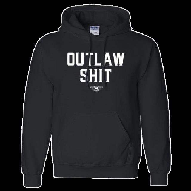 struggle jennings outlaw shit hoodie