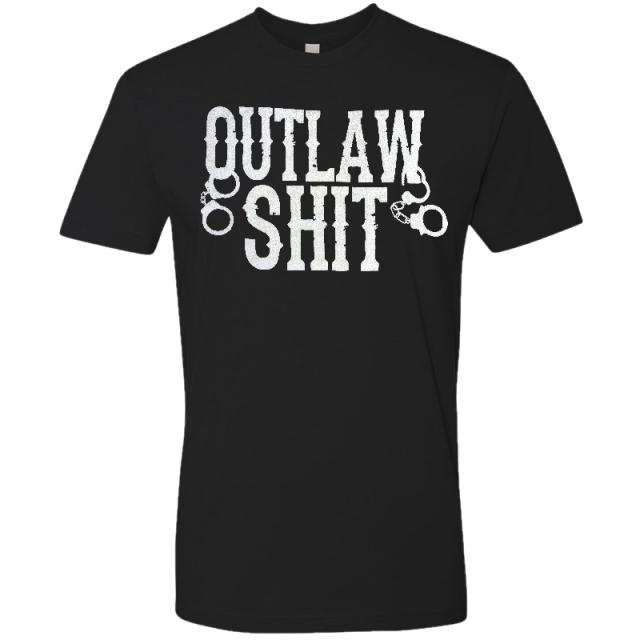 struggle jennings outlaw shit tee